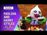 Pavlova's 'Watermelon Sugar' Performance - Season 3 - The Masked Singer Australia - Channel 10