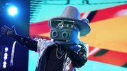 The masked singer hippo revealed