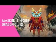 Never Before Seen Dragon Clue Package - Season 4 - THE MASKED SINGER
