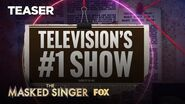 Teaser TV's Number One Show Is Coming Back Season 4 THE MASKED SINGER