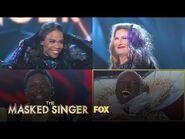 Celebs Unmasked Highlight Reel - Season 2 - THE MASKED SINGER