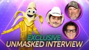 The Banana's First Interview Without The Mask Season 3 Ep