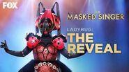 The Ladybug Is Revealed As Kelly Osbourne Season 2 Ep