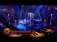 "Sloth Dances To ""Ain't That A Kick In The Head"" By Dean Martin - Masked Dancer - S1 E5"