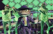 Frog-performance