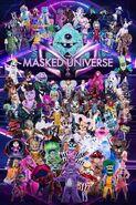Masked Singer US Universe