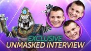 White Tiger's First Interview Without The Mask! Season 3 Ep