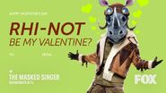 Rhino Valentine