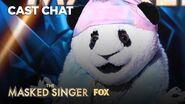 The Panda Is Unmasked It's Laila Ali! Season 2 Ep