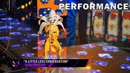 """Banana sings """"A Little Less Conversation"""" by Elvis Presley THE MASKED SINGER SEASON 3"""