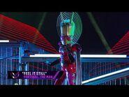 """Alien sings """"Feel It Still"""" by Portugal"""