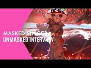 Mushroom's First Interview Without The Mask - Season 4 Ep