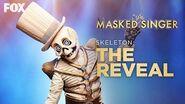 The Skeleton Is Revealed As Paul Shaffer Season 2 Ep