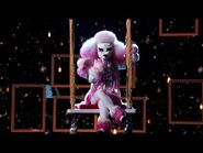 """Poodle sings """"Time After Time"""" - THE MASKED SINGER - SEASON 1"""