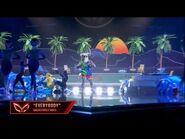 "Hammerhead Dances To ""Everybody"" By The BackStreet Boys - Masked Dancer - S1 E1"