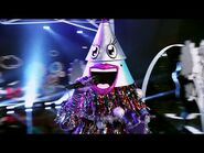 """Tree sings """"High Hopes"""" by Panic! At The Disco - THE MASKED SINGER - SEASON 2"""