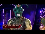 """Cricket Dances To """"Jump (For My Love)"""" By The Pointer Sisters - Masked Dancer - S1 E1"""