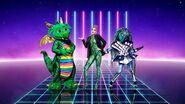 RitaOra Dragon-Alien