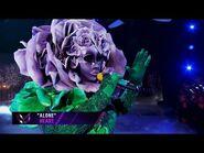 "Flower sings ""Alone"" by Heart - THE MASKED SINGER - SEASON 2"