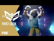 First Look- Not Just A Dance Show - Season 1 - THE MASKED DANCER