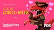 T-Rex Valentine