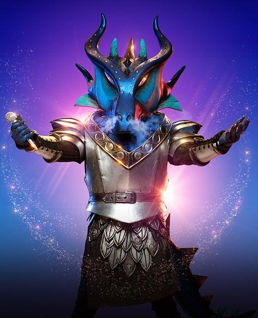 Dragon AU The Masked Singer Wiki Fandom