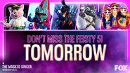 Feisty 5 tomorrow