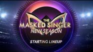 """The Masked Singer Season 3 """"Starting Lineup"""" promo - FOX"""