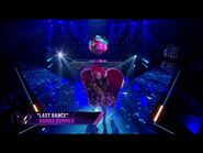 "Night Angel sings ""Last Dance"" by Donna Summer - THE MASKED SINGER - SEASON 3"