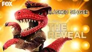 The T-Rex Is Revealed Season 3 Ep