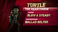 Turtle's stats