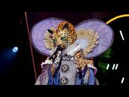 """Leopard sings """"Respect"""" by Aretha Franklin - THE MASKED SINGER - SEASON 2"""
