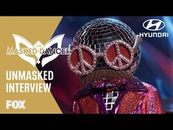 Hyundai Presents Disco Ball's First Interview Without The Mask - Season 1 Ep. 1 - THE MASKED DANCER