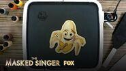 A Different Type Of Banana Pancake Season 3 THE MASKED SINGER