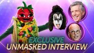 Taco's First Interview Without The Mask! Season 3 Ep