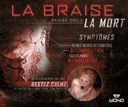 Braise, Stade Mort