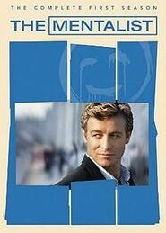 The Mentalist - The Complete 1st Season