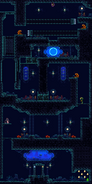 Sunken Shrine 16-Bit Room 29