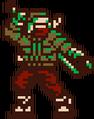 Green Coat Ninja