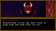 Description Card Demon Hive