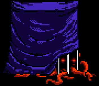 Cage Monster (8-Bit)