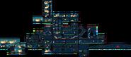 Forlorn Temple 16-Bit Overworld Map