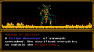 Description Card Queen of Quills