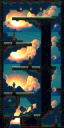 Forlorn Temple 16-Bit Room 23