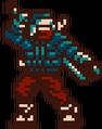 Blue Coat Ninja