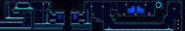 Sunken Shrine 16-Bit Room 17
