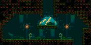 Forlorn Temple 8-Bit Room 25