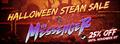 Messenger Halloween Sale