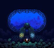 Sunken Shrine 16-Bit Room 34