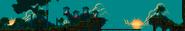 Forlorn Temple 8-Bit Room 1